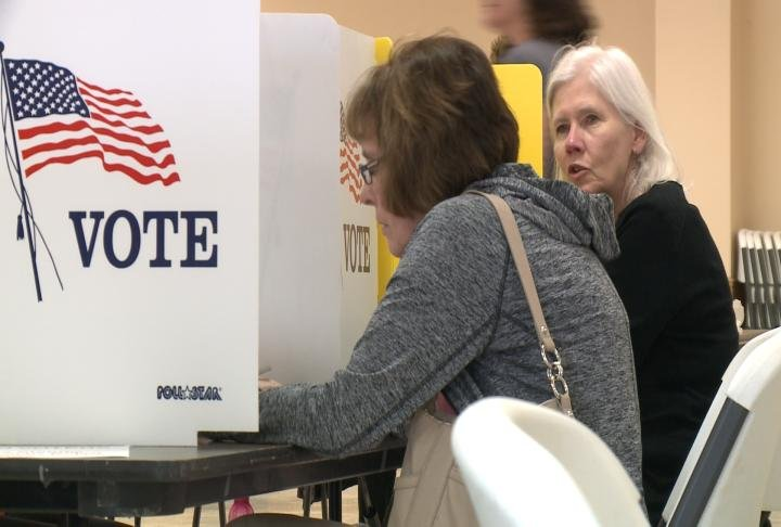 Quincy resident voting Tuesday in the Illinois Primary Election.
