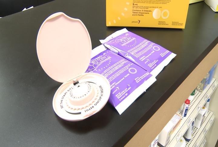 Birth control prescription