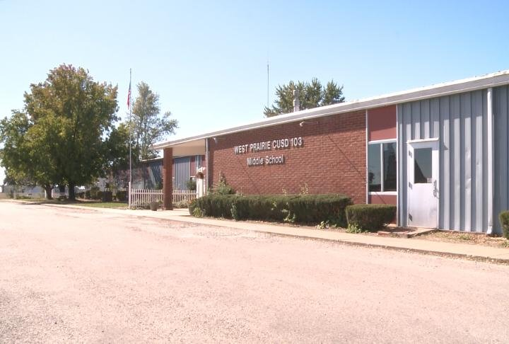 Schools in the West Prairie School district have dealt with facility issues for years.
