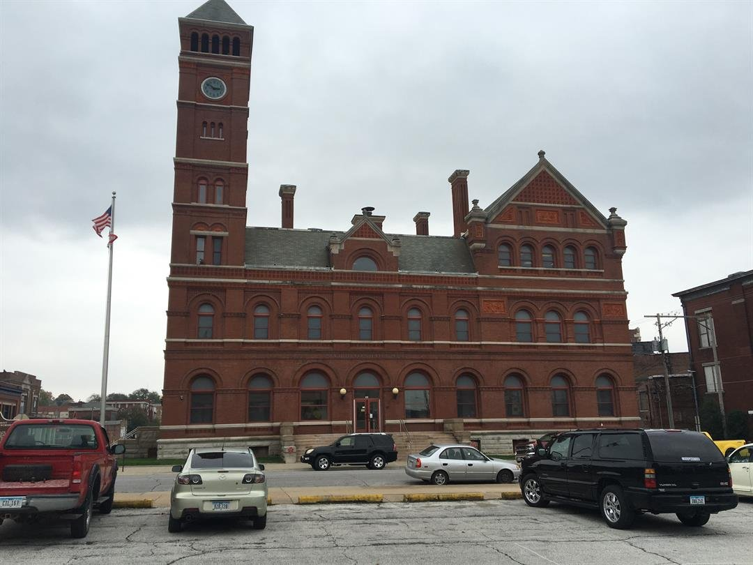 South Lee County Courthouse in Keokuk on North 7th Street.