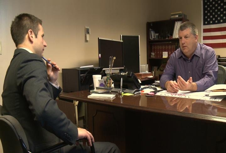 Adams County Clerk Chuck Venvertloh and WGEM's Dylan Austin discuss preparation for Election Day