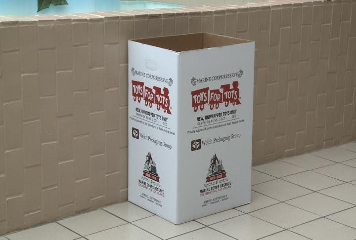 Toys For Tots Collection : Toys for tots needs your help collecting wqow tv
