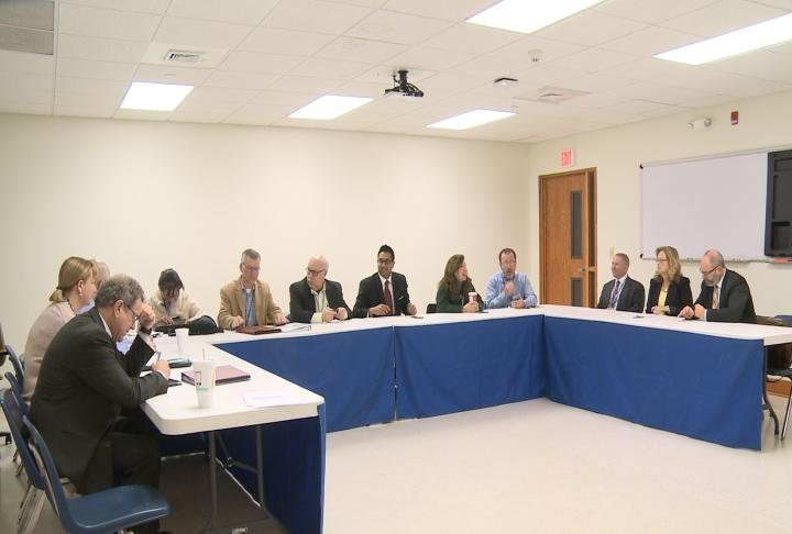 The QPS Board met early Tuesday morning to go over a new contract offer for the union.