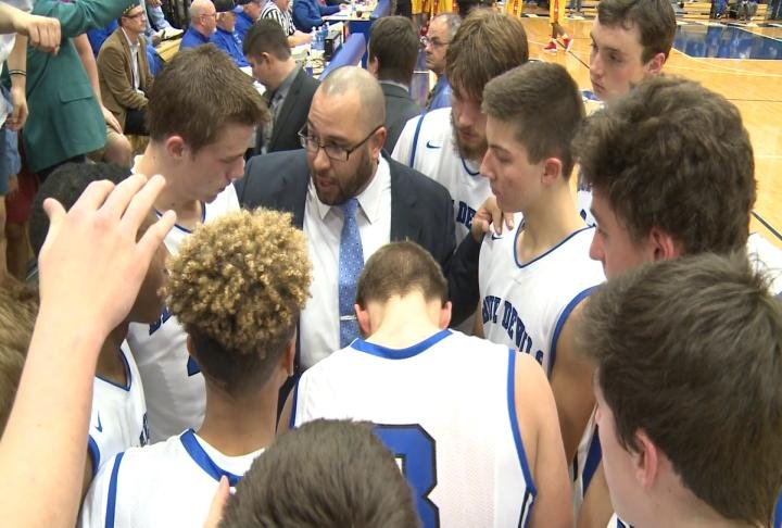 The QHS basketball teams vows to keep its focus despite a teachers strike set to begin Tuesday.