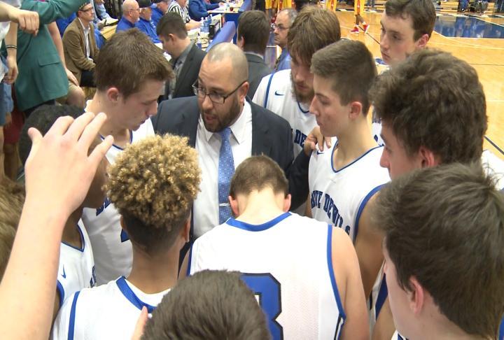 The QHS basketball teams vows to keep its focus despite a teachers strike set to begin Tuesday.