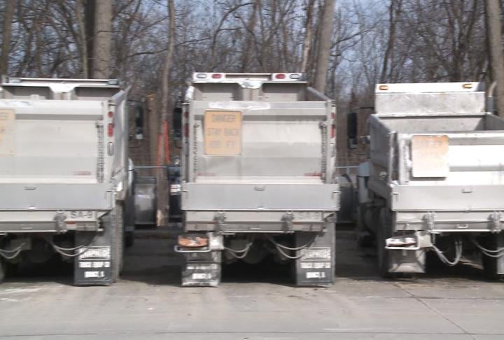 McClean said all 12 trucks would hit the streets if needed
