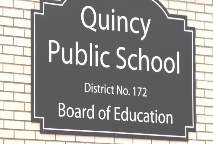 Saturday's meeting took place at the Quincy Board of Education Office.