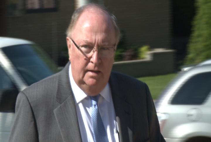 Special Prosecutor Ed Parkinson. (File photo)