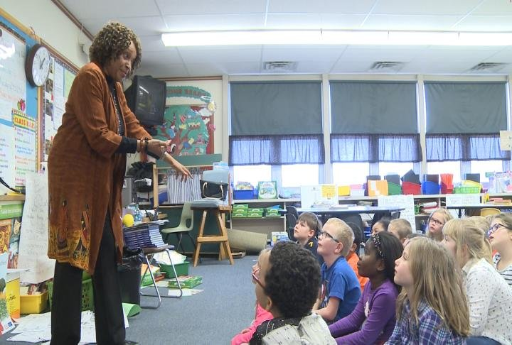 Storyteller told tales of different African American history