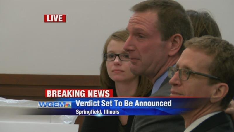 Lovelace was emotional after being found not guilty.