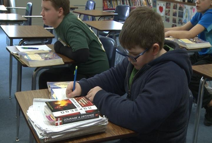 Teachers said they hope the new upgrades would help students focus more.