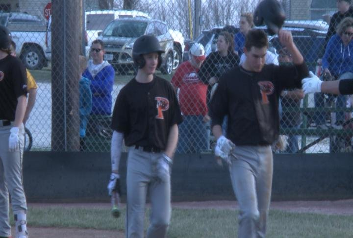 Palmyra built an early lead and never relinquished it to beat Mark Twain.