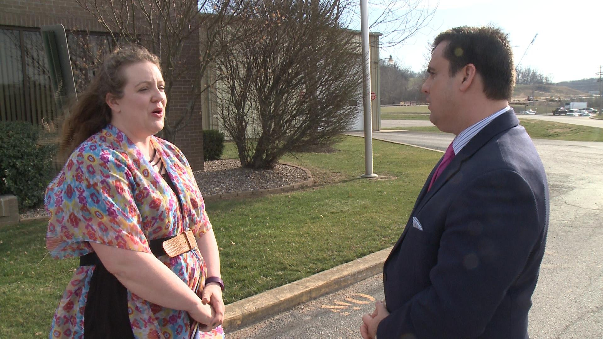 Kari Goodman, public relations with the Hannibal  Board of Public Works, speaks with WGEM's Gene Kennedy. HBPW says a 'yes' vote on Prop. 1 comes with some real concerns.