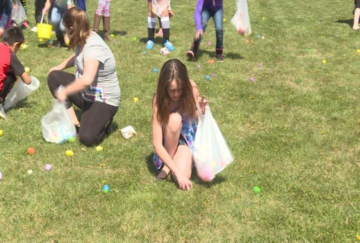 Community Easter egg hunt set for next weekend