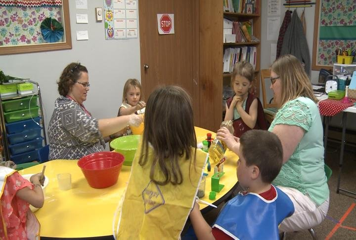 The Clark County Early Childhood Center has dealt with overcrowding,