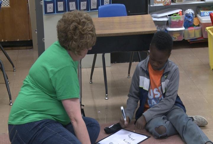 Renee Sims has taught for nearly thirty years.