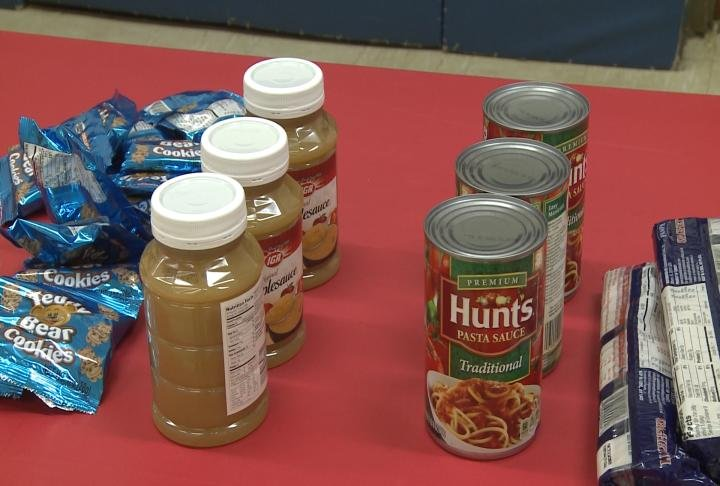 The school district has worked on eliminating food insecurity for students and their families.