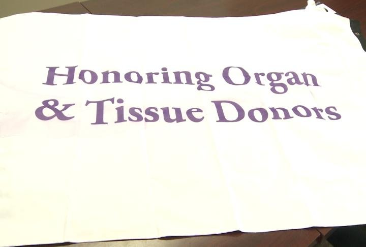 April is Donate Life month.