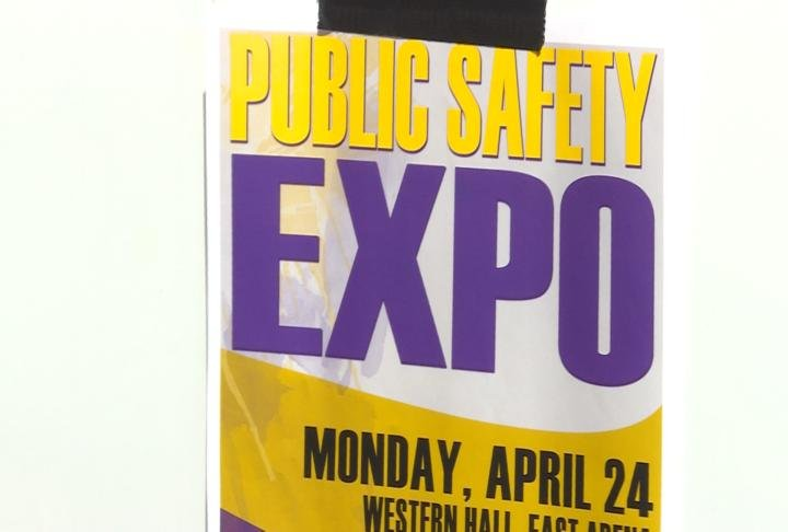 WIU hosts public safety expo Monday