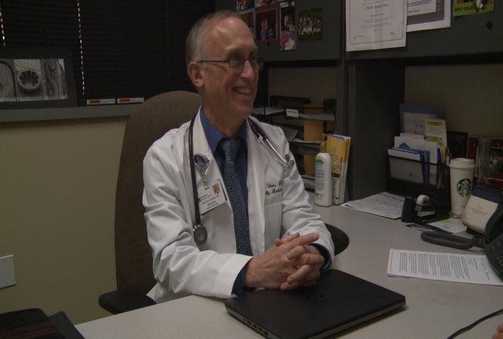 Dr. Steven Ginos, Blessing Physician Services