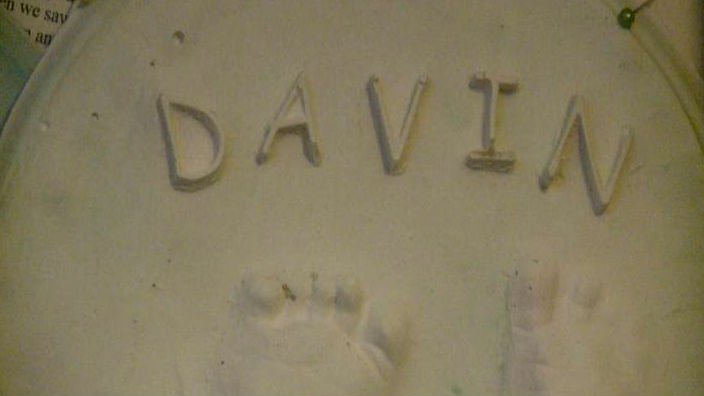 Baby Davin passed away May 25, 2012.