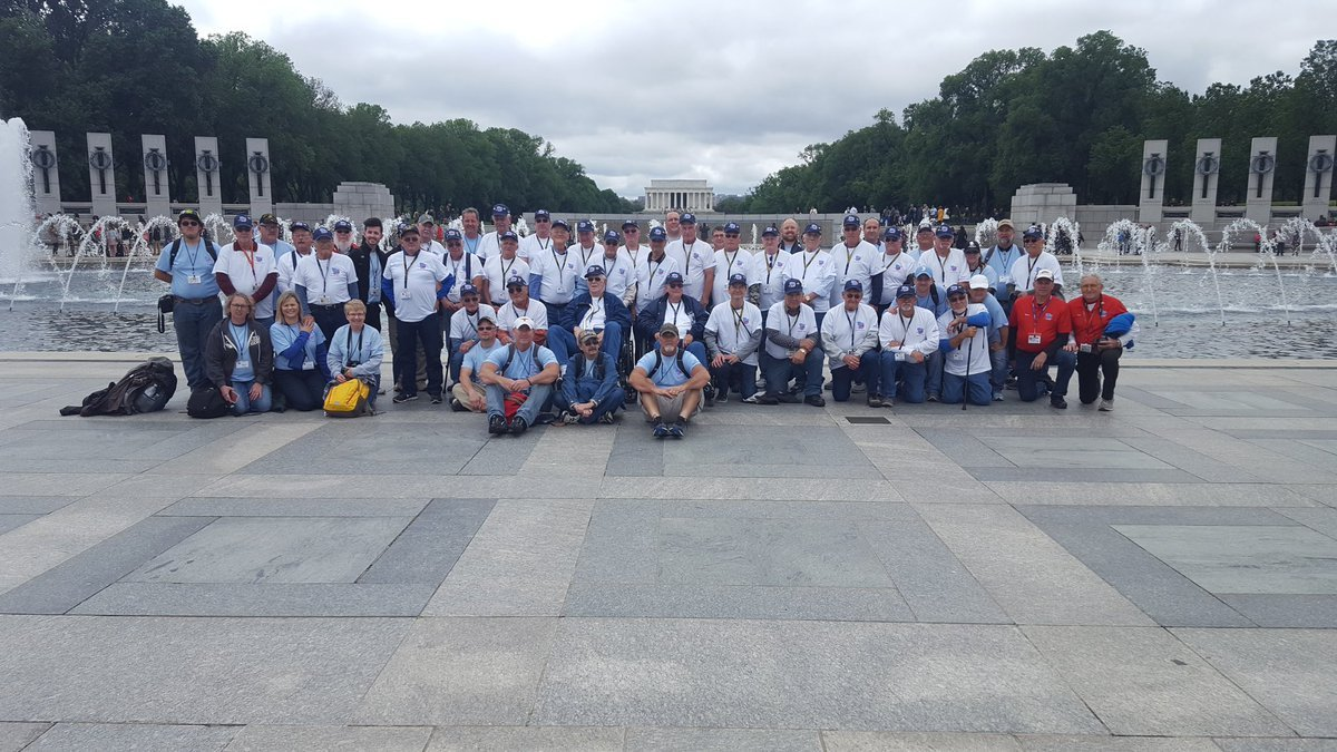 Great River Honor Flight Mission 42