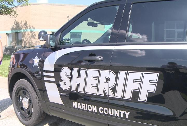 The Marion County Sheriff's Office recently got three new squad cars.