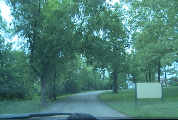 There is over 800 acres of parks in Hannibal