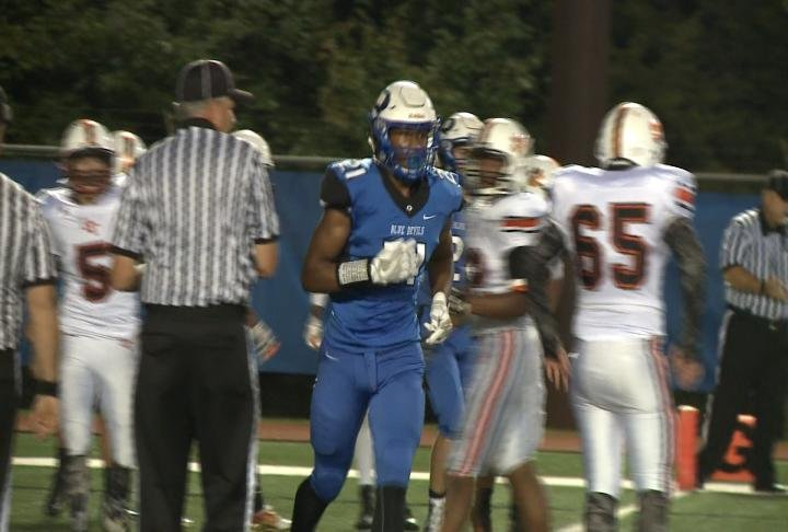 Mizzou has become the first SEC football program to extend a scholarship offer to QHS sophomore Jirehl Brock.