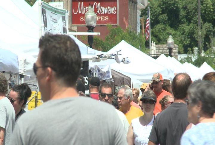 Twain on Main brought thousands to Hannibal