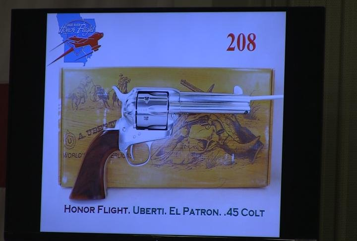 Another gun up for auction.