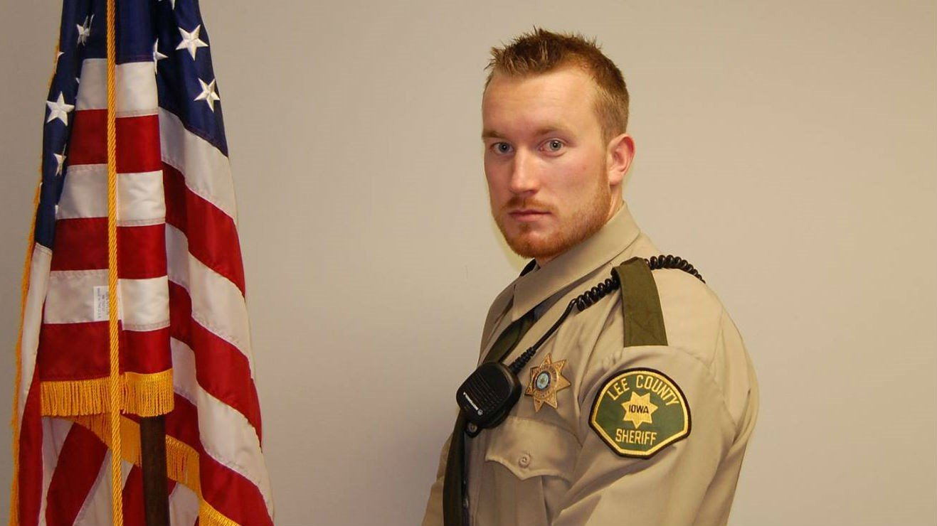 Deputy Dakota Foley (Photo from Lee County Sheriff's Office Facebook Page)