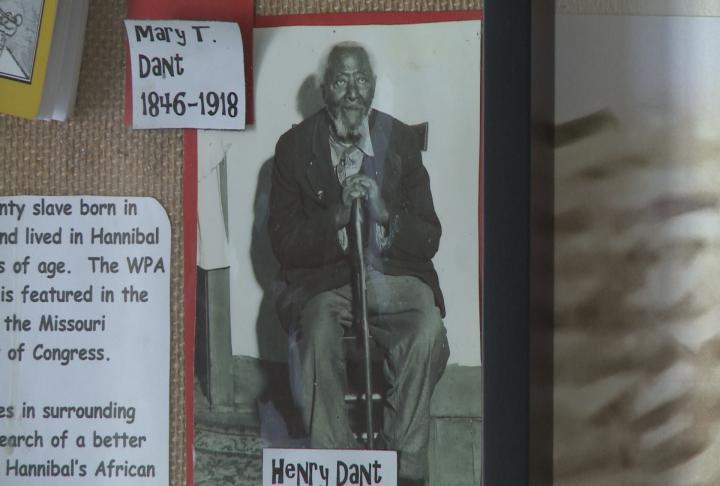 Dant's Great-Grandfather was born into slavery.