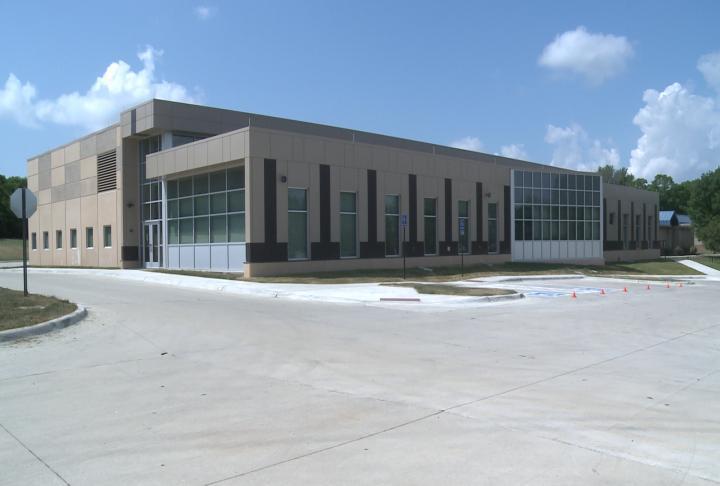 $4.2 million dollar facility on the campus.