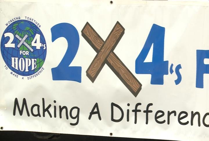 2x4's for Hope