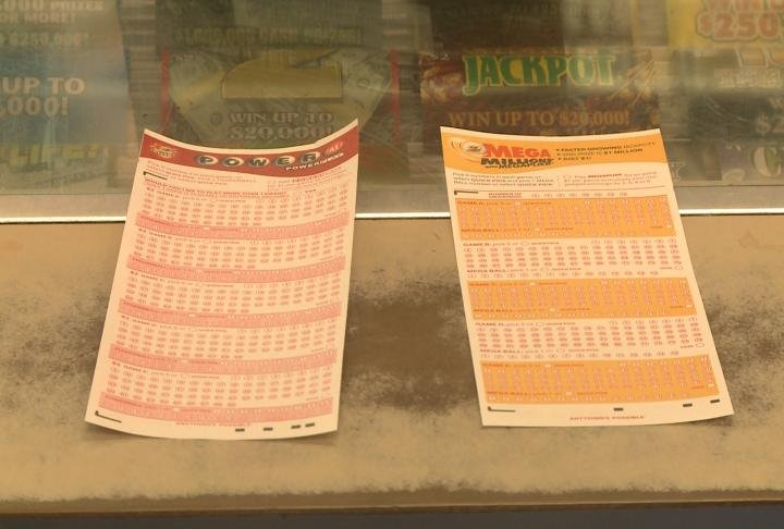 Powerball and Mega Millions games may soon be leaving Illinois.