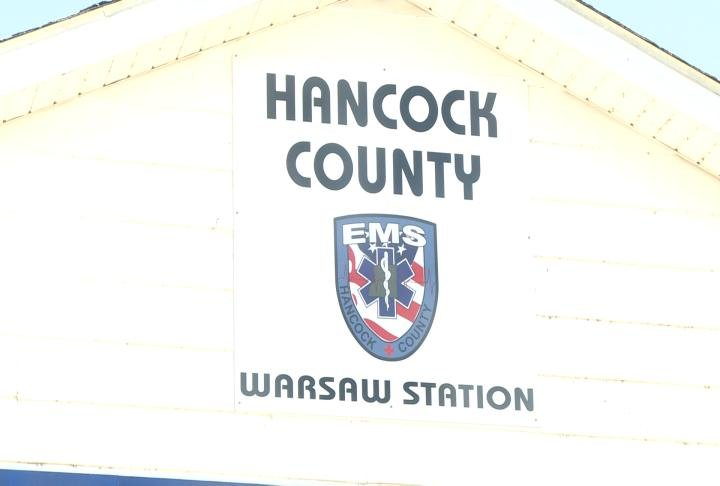 The Hancock County Board may soon decide to close the ambulance station in Warsaw.