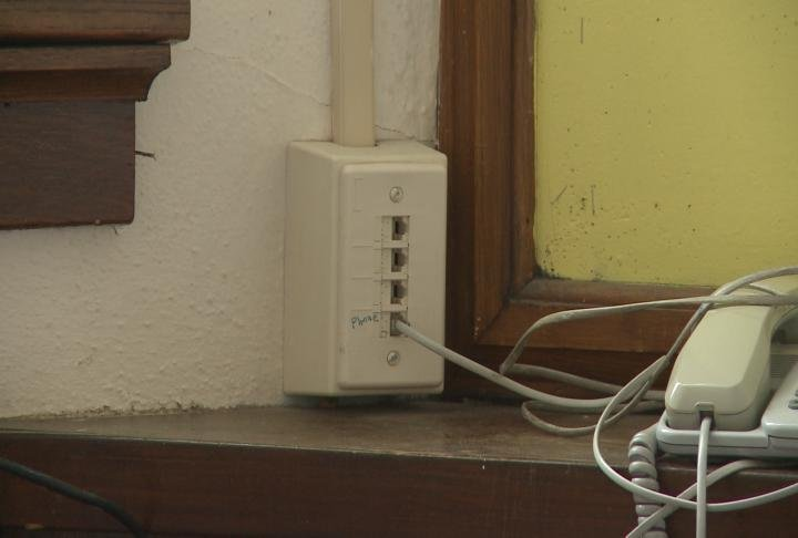 The district would also like to address technology issues in the older buildings.