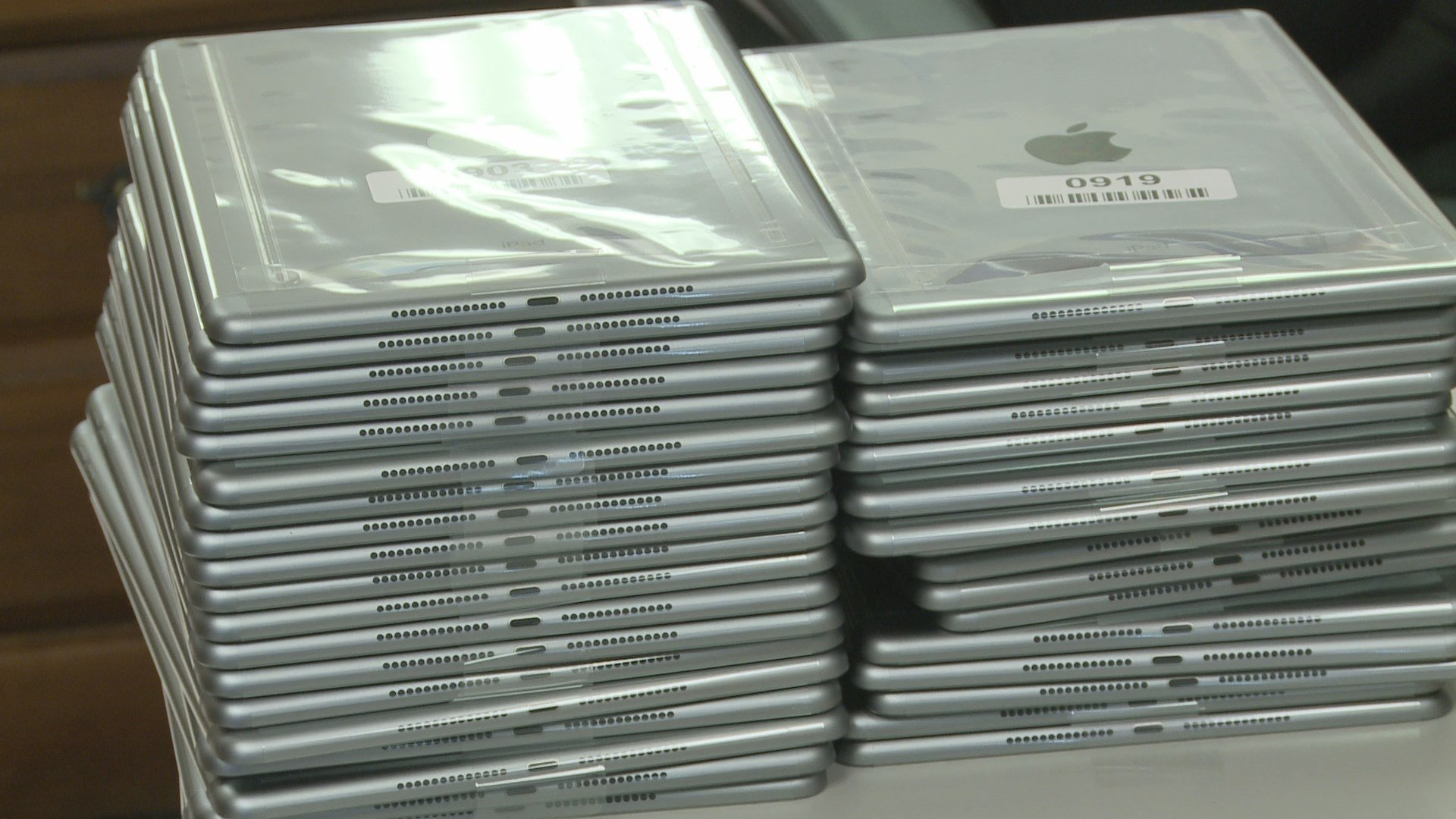 iPads for Palmyra students