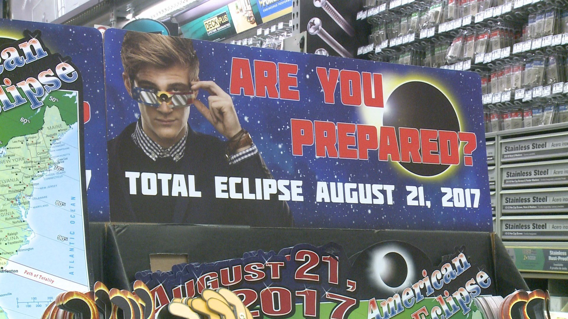 Solar eclipse to appear in August
