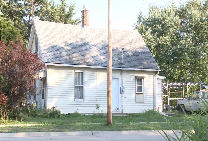 Home at 928 Des Moines. St. in Keokuk.