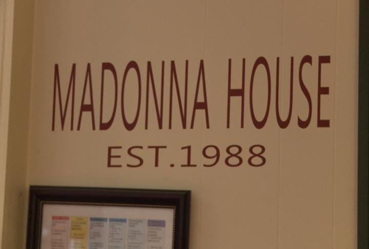 The Madonna House Food Pantry has seen an increase in clients.