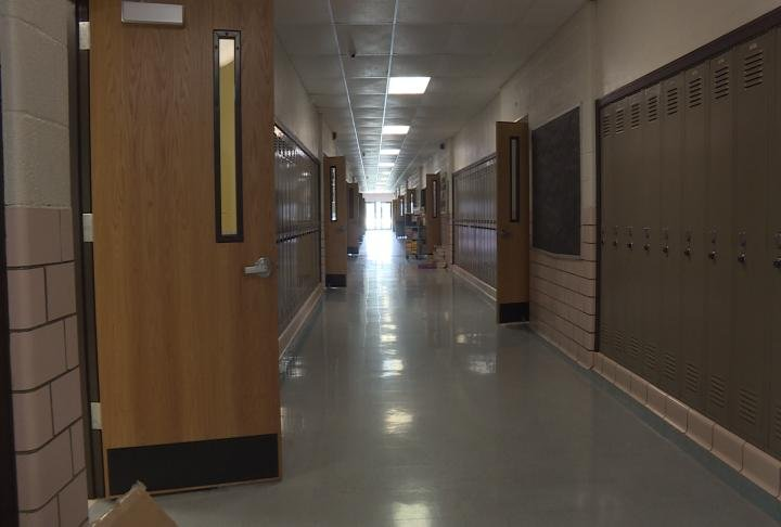 The district has been forced to eliminate teacher positions because of revenue losses.