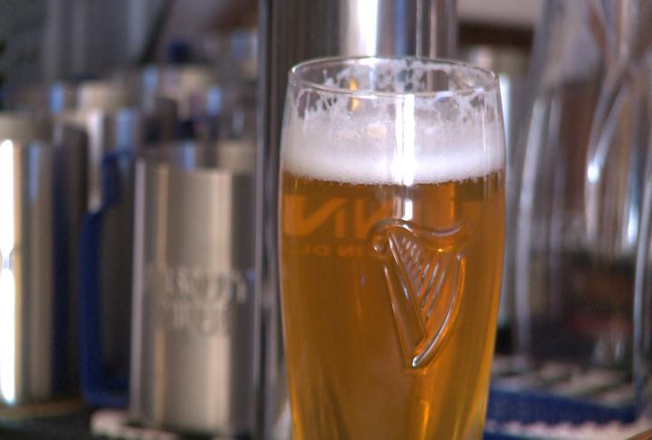 Beer at O'Sullivans