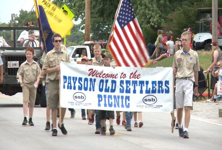 Payson Old Settlers Picnic Grand Parade