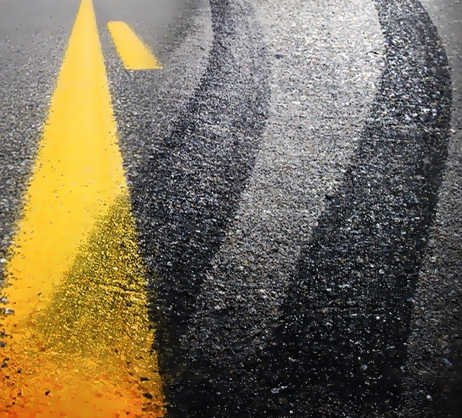 Head-on collision on Highway 24 near Rushville