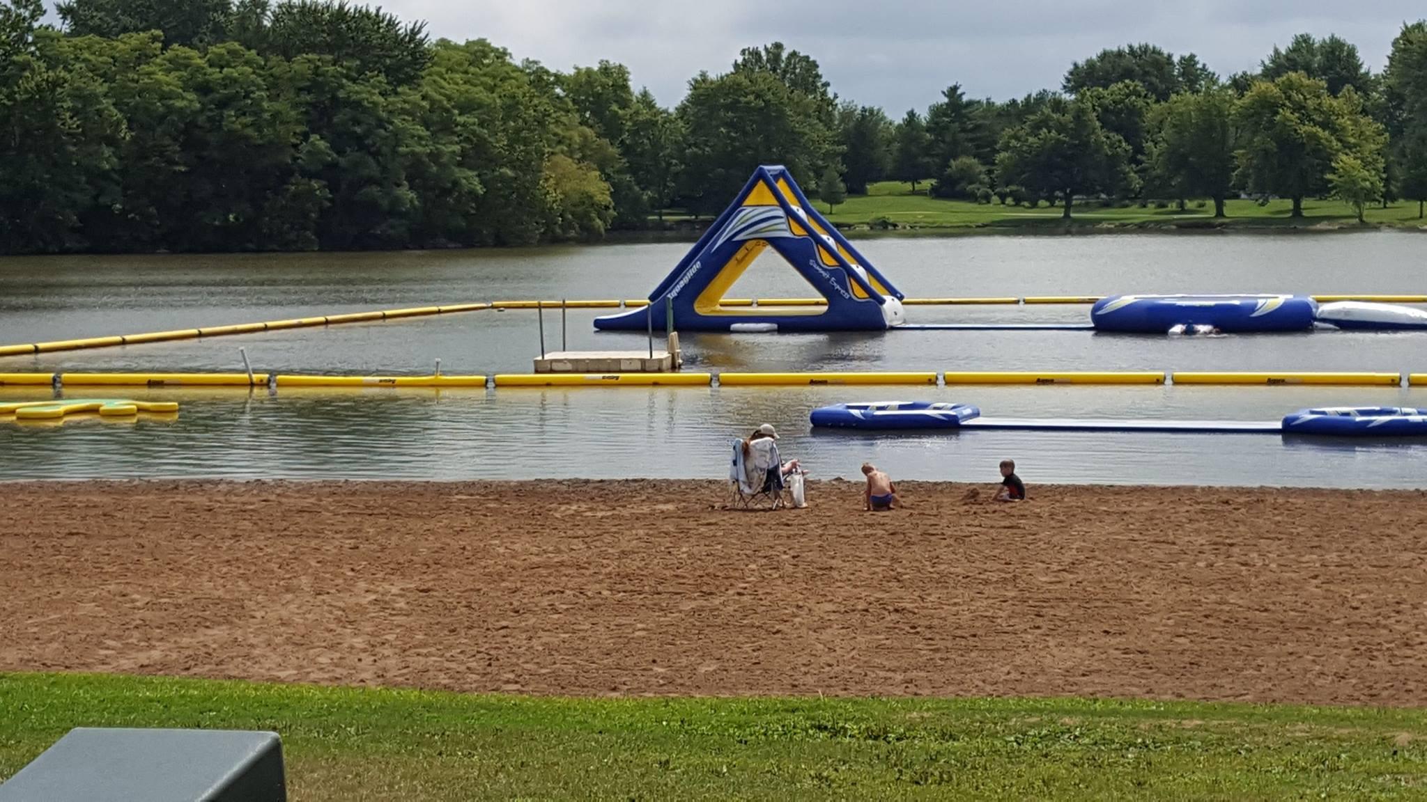 Jellystone Park in Pittsfield, Illinois