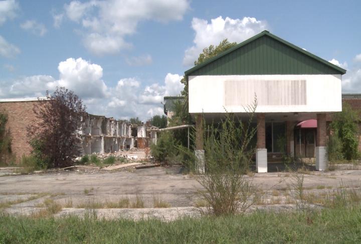 Iowan Hotel Demolition Project.