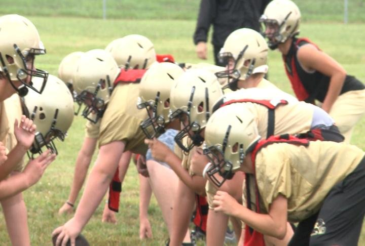 Camp Point Central is hard at work with plenty of motivation following last season's first round playoff exit.