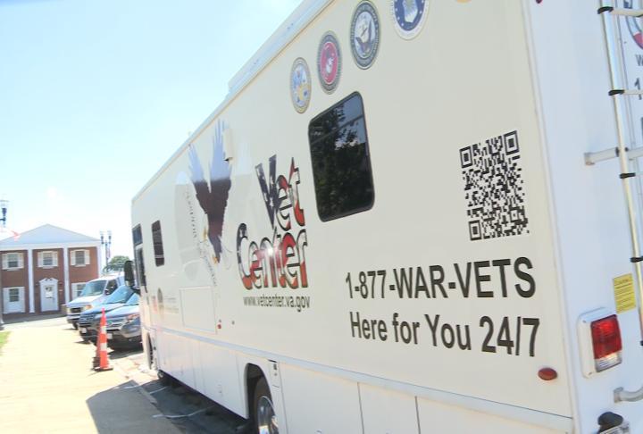 Mobile vets center
